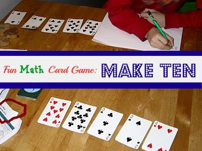 Card Game: Make Ten
