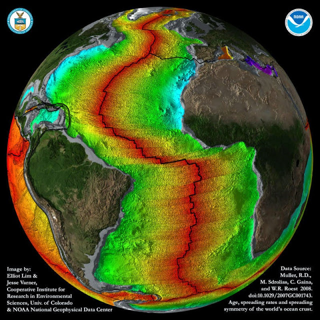 New 'Embryonic' Subduction Zone Found