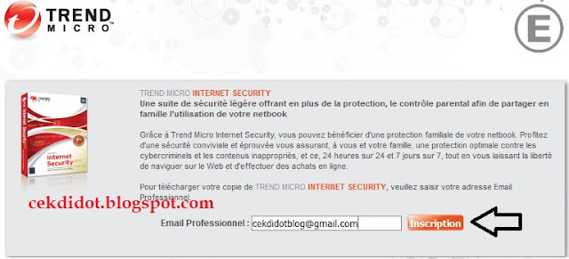 Download Trend Micro Internet Security Gratis Lisensi