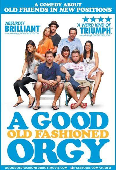 A Good Old Fashioned Orgy Descargar DVDRip Subtitulos Español Latino 2011