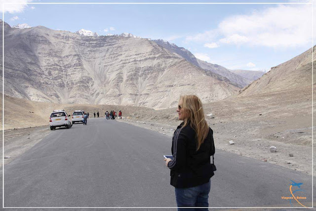 Magnetic Hill em Ladakh é um fenômeno ou ilusão de ótica?