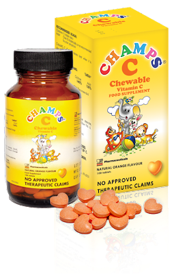 CHAMPS Chewable Vitamins