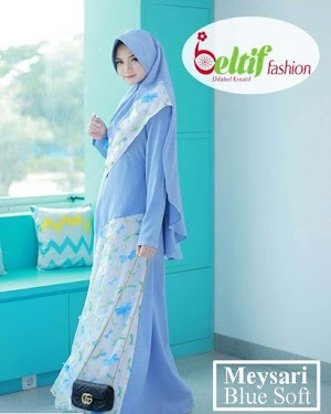 Gamis Syari Pesta Meysari By Beltif Fashion