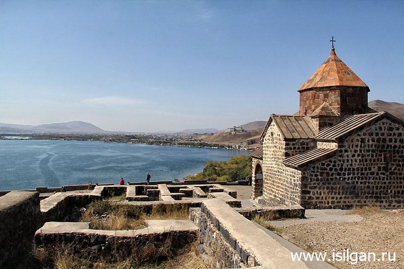 Monastyr-Sevanavank-Armeniya