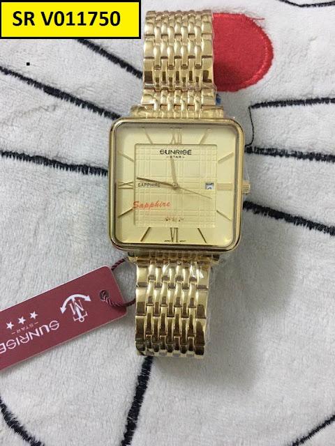 Đồng hồ nam Sunrise V011750