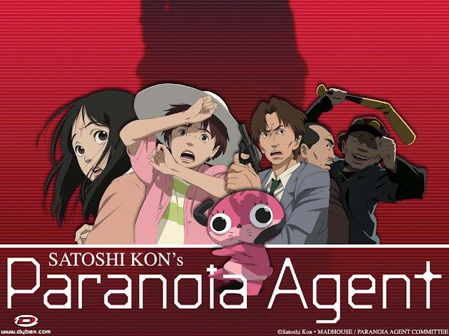 Paranoia Agent (13/13) (HDL) (58Mb) (Español Latino) (Mega)
