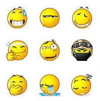 Los emoticonos se transforman en 'stickers', dibujos mucho más grandes y expresivos