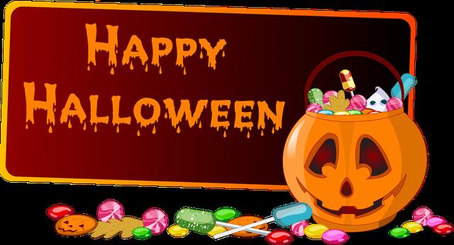 Logo Happy Halloween 8