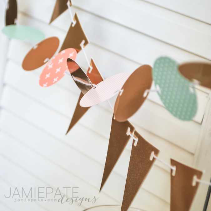 Use Pink Paislee DIY Party Craft Kits to create a very special birthday party or festive gathering.  @jamiepate