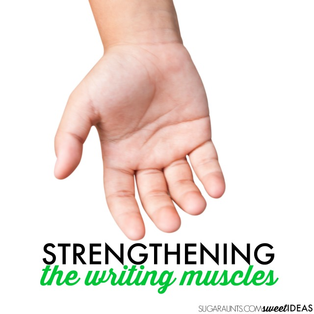 Use kitchen tongs to work on the lumbrical intrinsic muscles of the hands to build strength in handwriting, using tongs for this color search and hand eye coordination activity for kids.