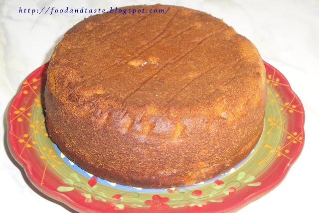 Basic Sponge Cake Recipe  Inch Tin