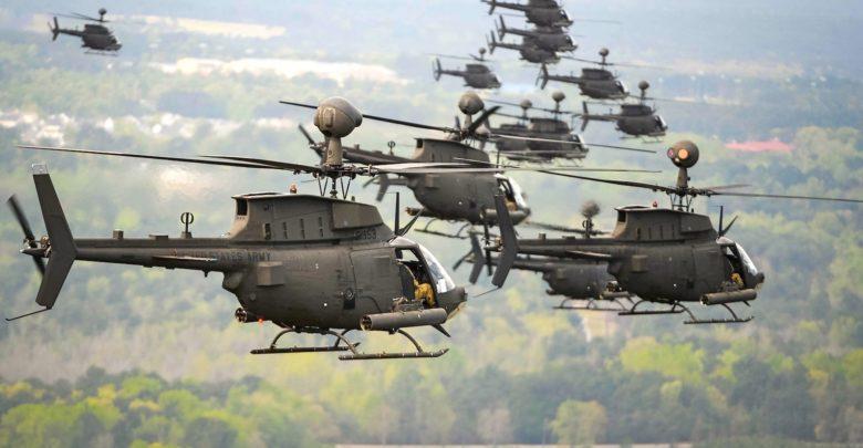 Ελληνική Αεροπορία Στρατού: παίρνει ξανα την αμερικάνικη σαβούρα με την προσθήκη των 70 ελικοπτέρων Kiowa Warrior!(Βίντεο)