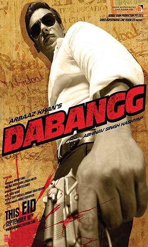 Dabangg (2010) 1GB Full Hindi Movie Download 720p Bluray