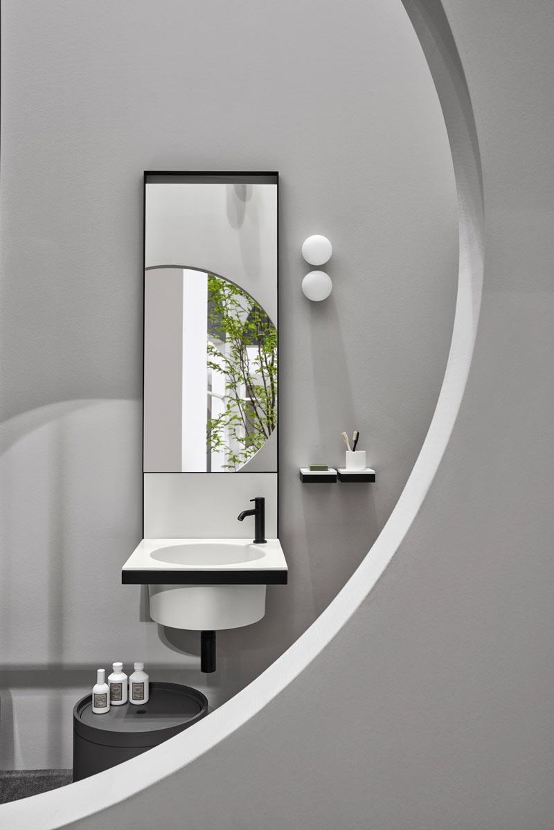 lavabo Elle Tondo