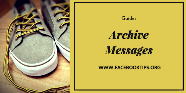 Download Facebook archive deleted messages