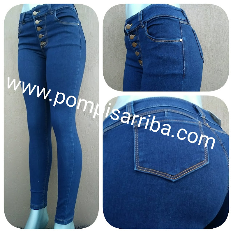 Fabricas de Pantalon de Mezclilla para Mujer