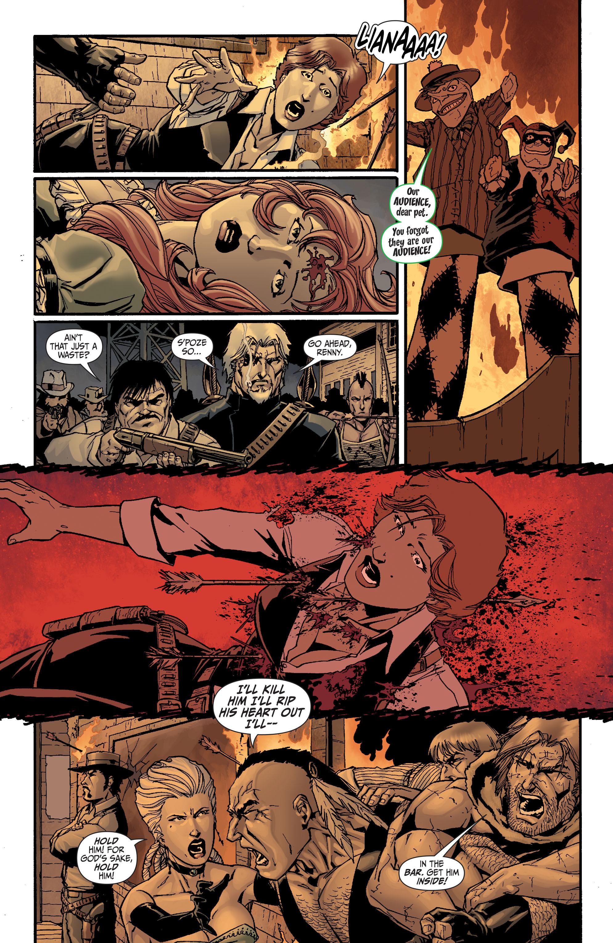 Read online Secret Six (2008) comic -  Issue #24 - 16