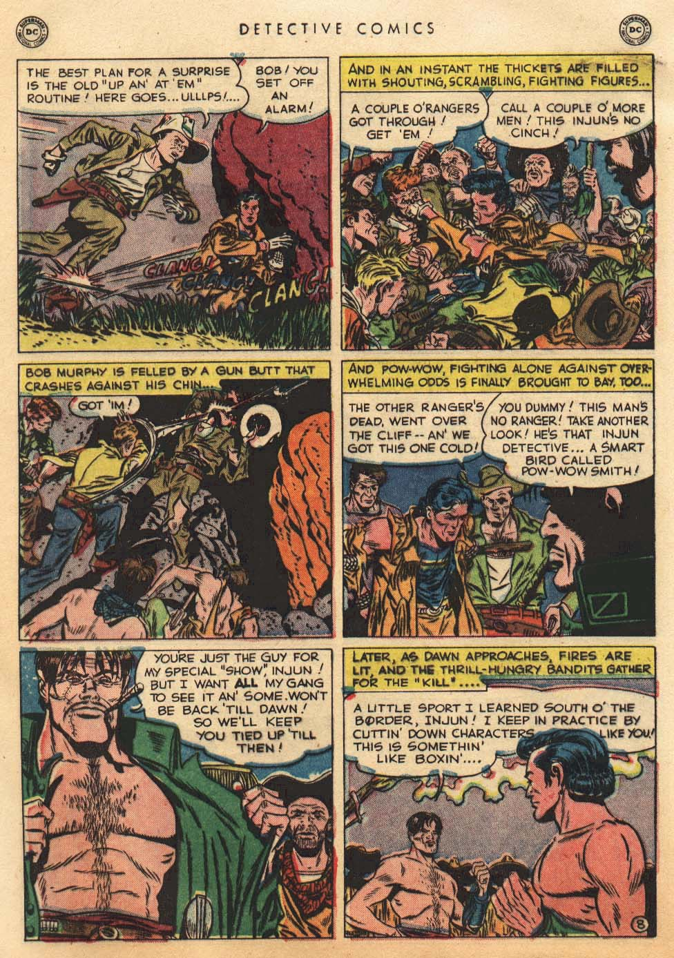 Detective Comics (1937) 155 Page 42