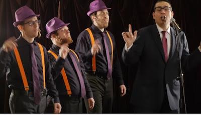 'Borei Olam' hermosa canción interpretada por el reconocido cantante de música judía Dovid Gabay.