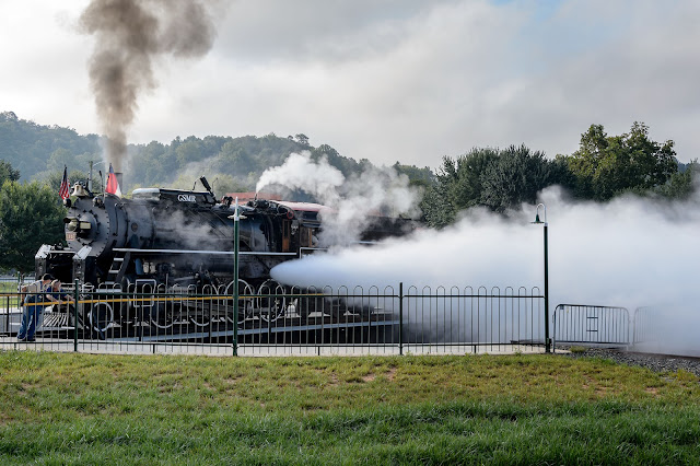 Steam locomotive #1702