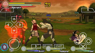 Ultimate Ninja Heroes 3 Narut APK