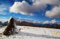 Val Dumentina, Prà Bernardo con la neve e Ambra