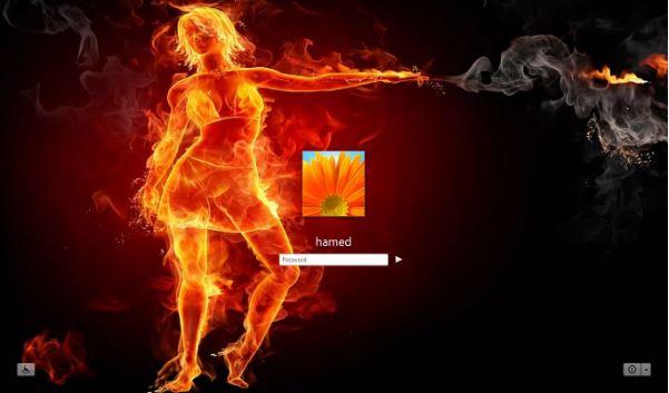PC  Skin Pack Terbaru - Fire  V .2.0