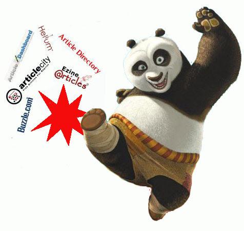 Artikel Marketing Setelah Google Panda Feb 2011