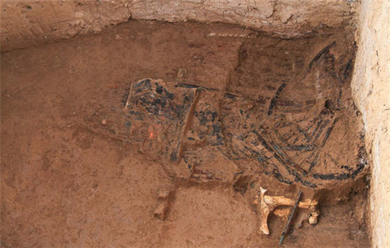 Royal altar of heaven discovered in Shaanxi
