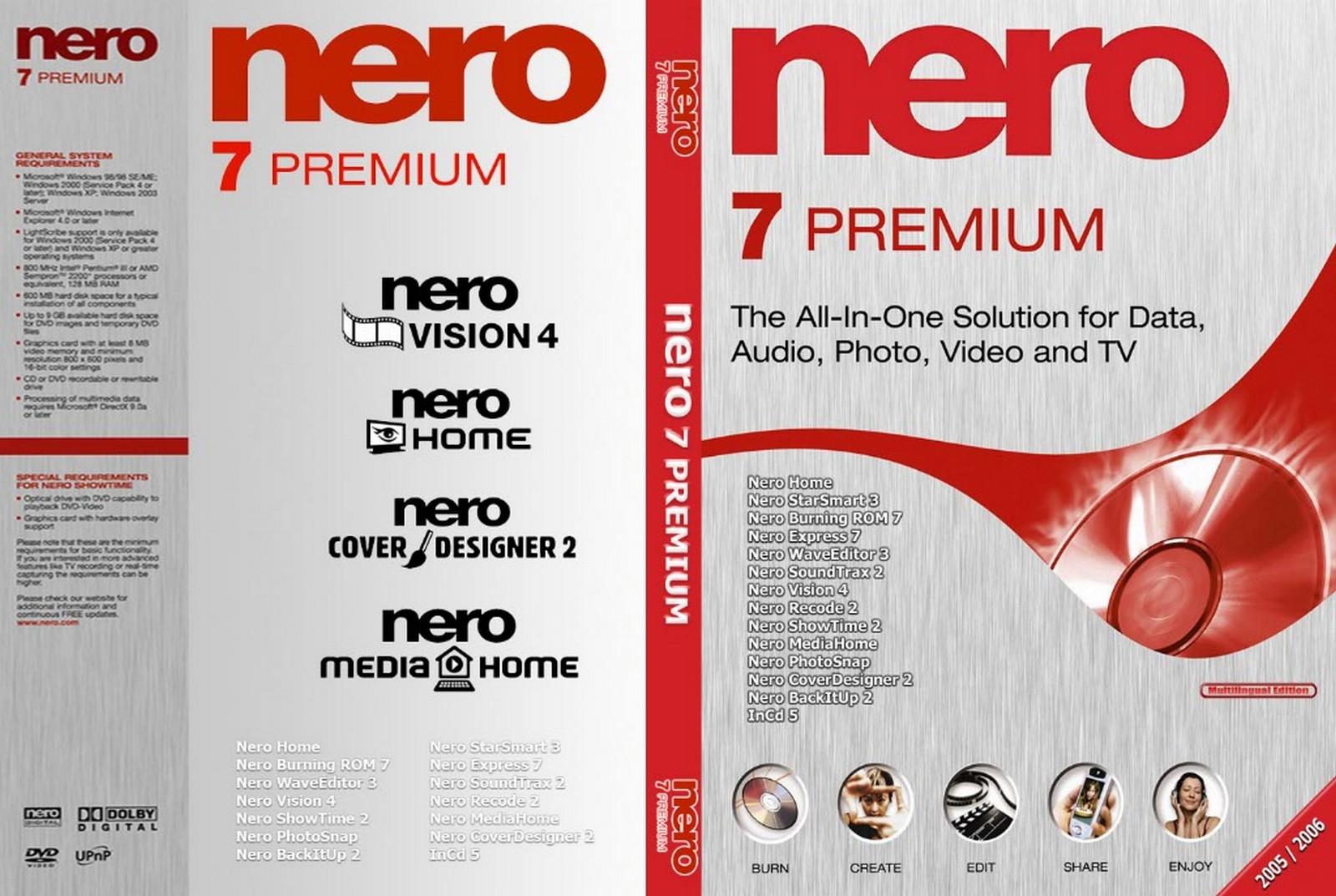 nero 7 ultra edition em portugues gratis baixaki