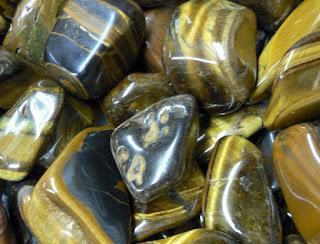 Piedra Mágica: Ojo de Tigre