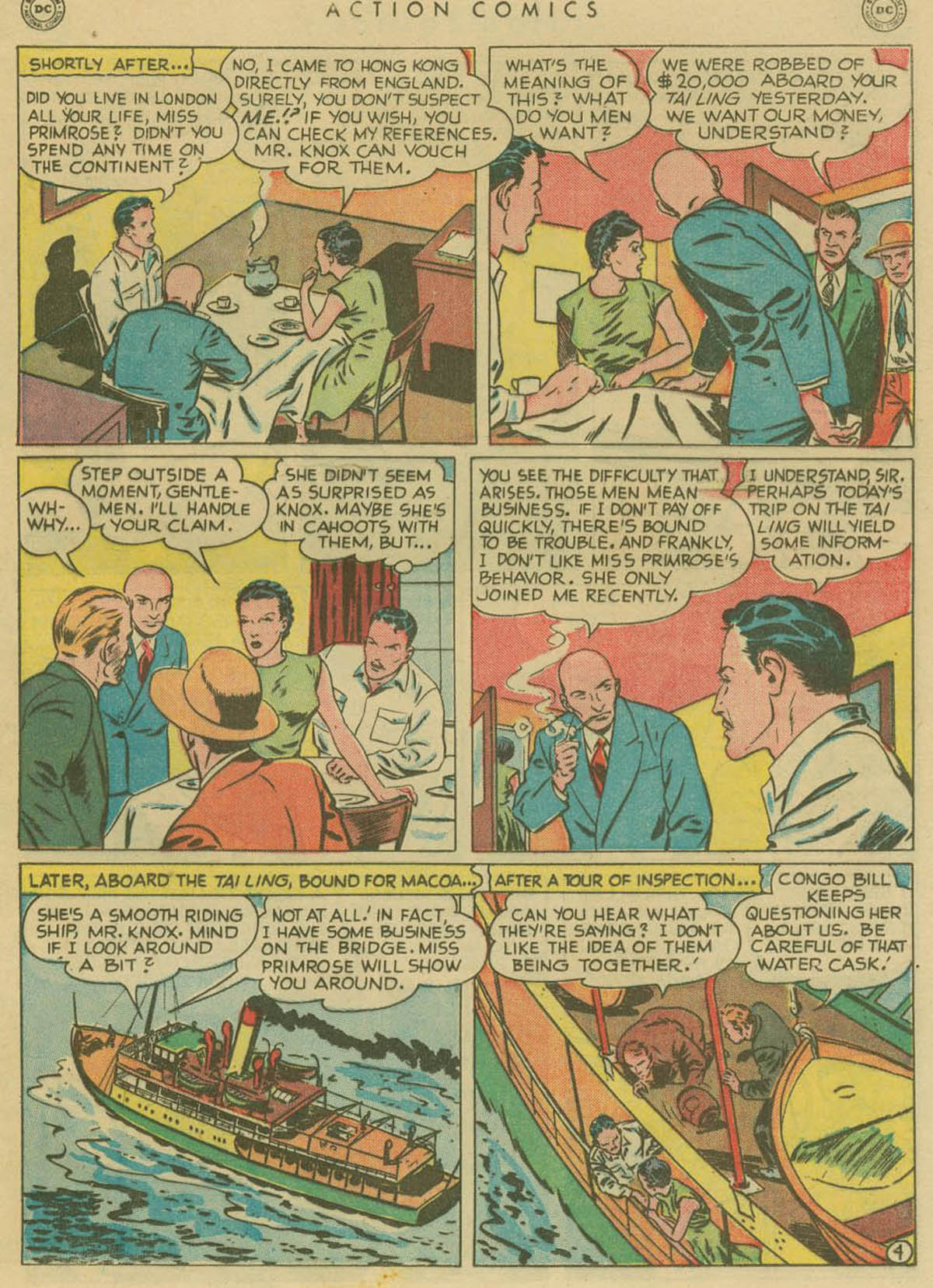 Read online Action Comics (1938) comic -  Issue #141 - 28