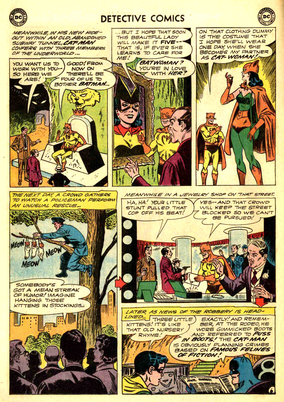 Detective Comics (1937) 318 Page 7