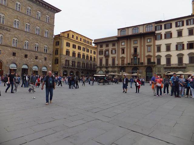Signoria, Firenze, Italia, Travel, Blogger, elisaorigami
