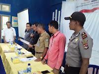 Hartoyo: Panwascam Asakota Lantik 97 Orang Petugas PTPS