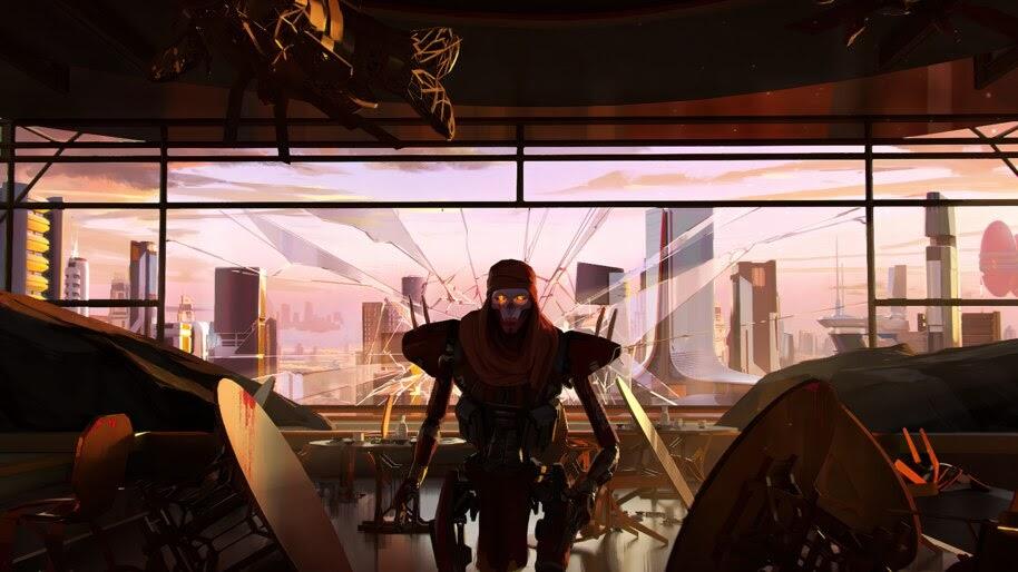 Revenant, Apex Legends, Loading Screen, 4K, #7.1115