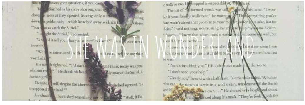 She was in Wonderland ★
