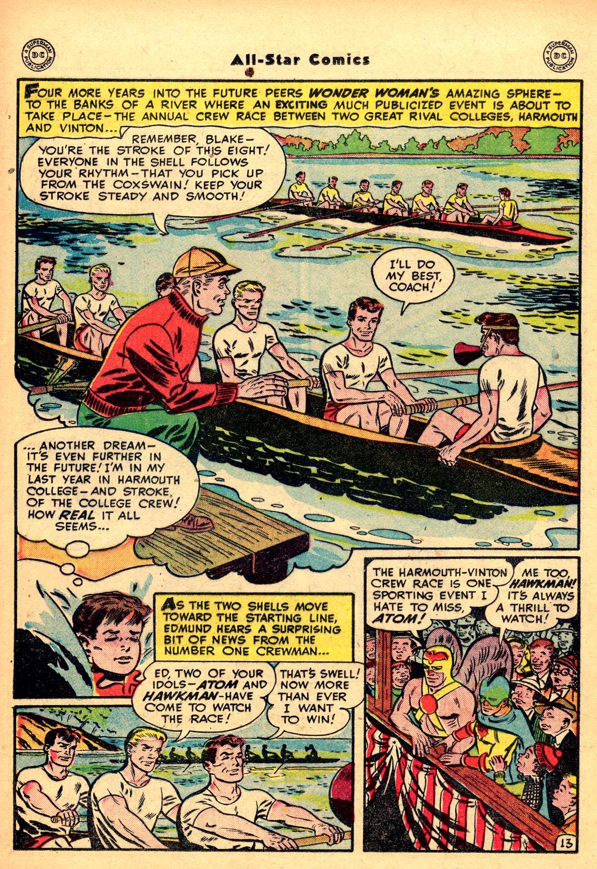 Read online All-Star Comics comic -  Issue #48 - 16