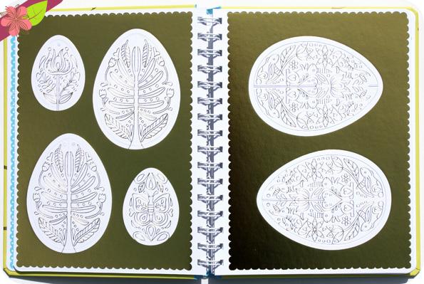 Décorations de Pâques de Kate Mc Lelland - Hatier jeunesse
