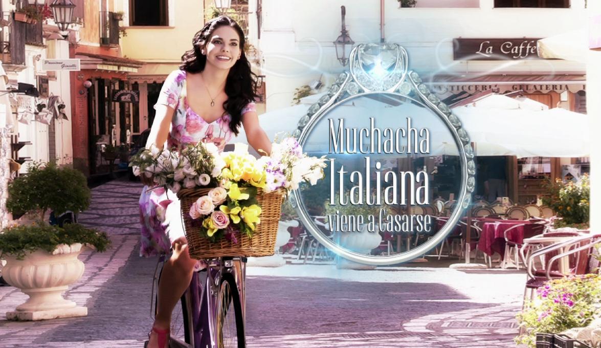 Resultado de imagem para Muchacha italiana viene a casarse (