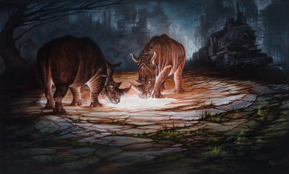 13-The-Light-Well-Brin-Levinson-Paintings-of-Nature-Reclaiming-Cities-www-designstack-co