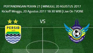 Persib Bandung vs Persegres Gresik United