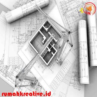 contoh desain rumah arsitektur 1