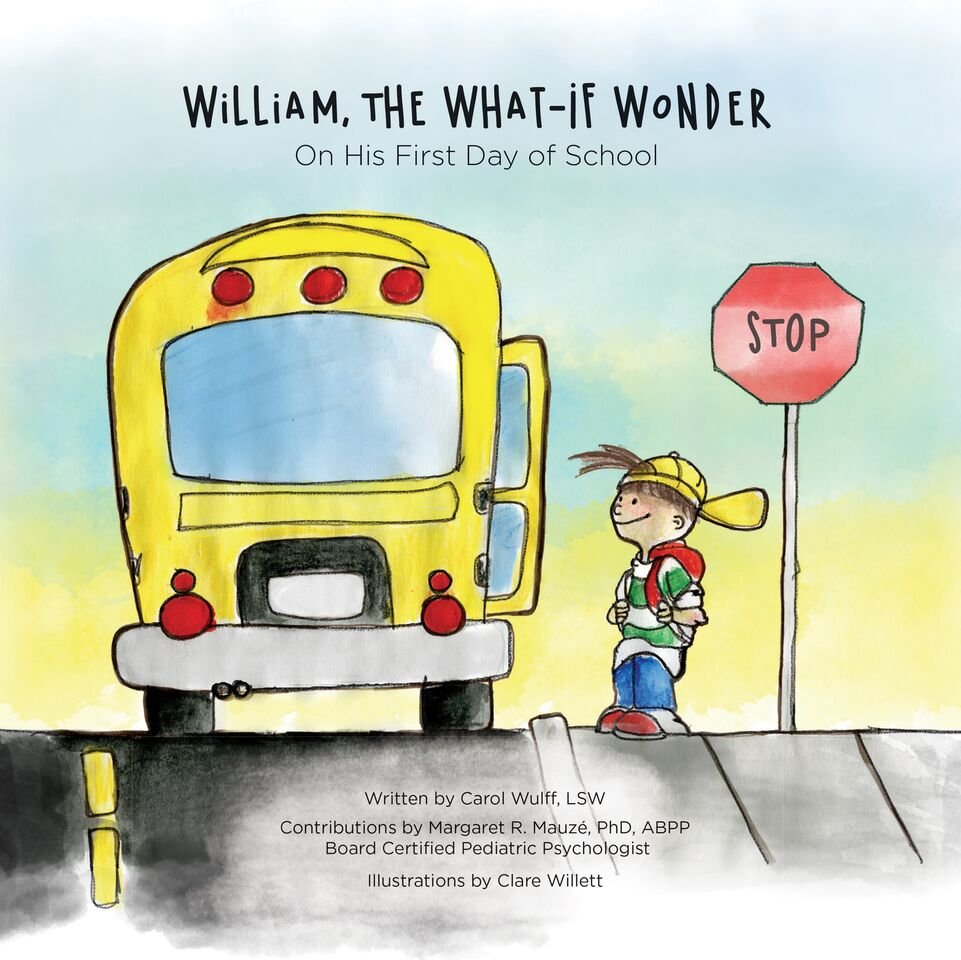 From Working Actress to Published Author: William, The What-If