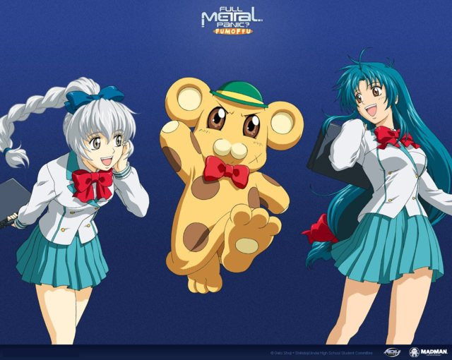 Full Metal Panic Fumoffu Subtitle Indonesia