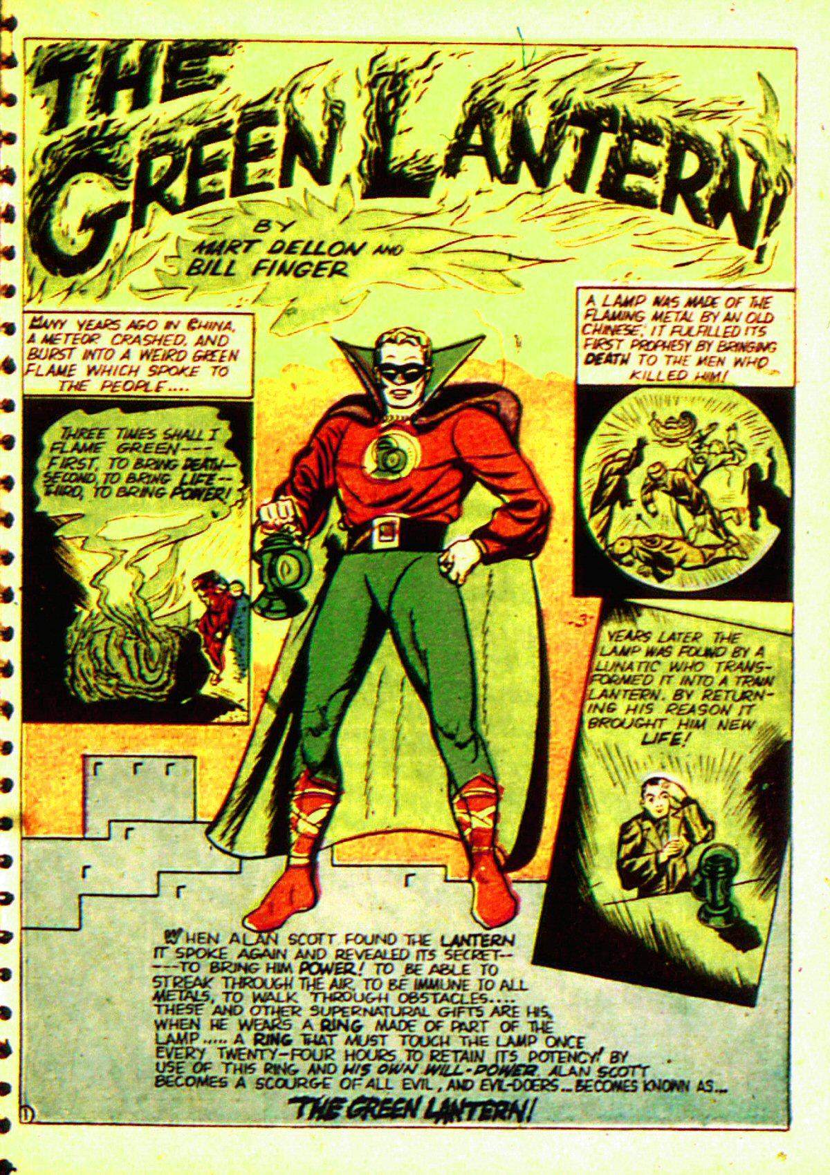 Read online All-American Comics (1939) comic -  Issue #20 - 4