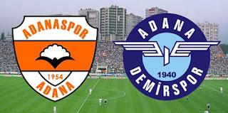 Adanaspor - Adana Demirspor Canli Maç İzle 22 Şubat 2018