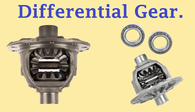 Differential Gear.