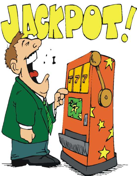 Everyday Idioms!!!: To Hit the Jackpot