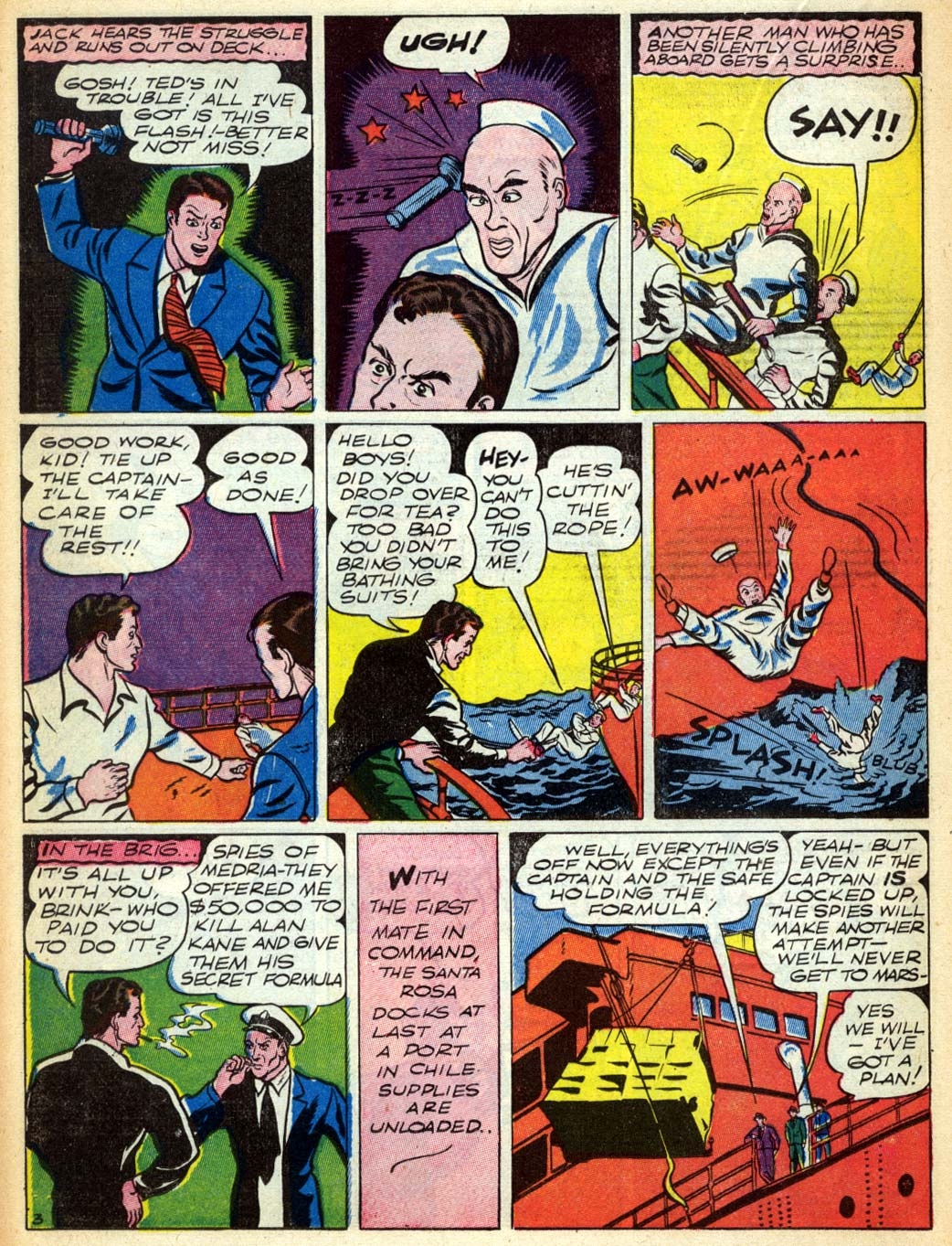 Read online All-American Comics (1939) comic -  Issue #22 - 38